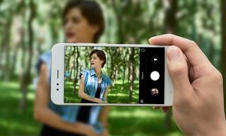 Aplikasi Kamera Android Terbaik Setera DSLR Untuk Selfie