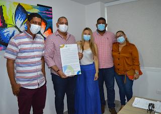 hoyennoticia.com, Concejo de Riohacha otorgó nota de estilo al rector de Uniguajira