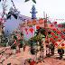 Chùm ảnh: Tết Xuân Tân Sửu ở chùa Đình Quán