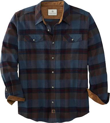 Men's Flannel Shirts Under $50