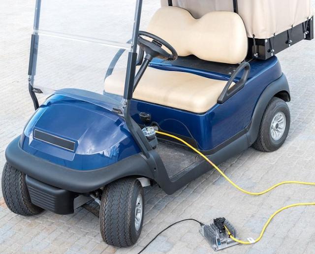 8 Cara charger aki mobil golf yang baik