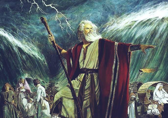 Bukti Kebenaran kisah Nabi Musa membelah lautan