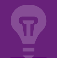 Application Insights - lightbulb logo
