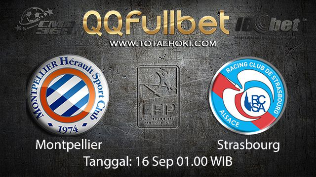Prediksi Bola Jitu Montpellier vs Strasbourg 16 September 2018 ( French Ligue 1 )