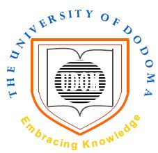 IMPORTANT ANNOUNCEMENT FROM THE UNIVERSITY OF DODOMA