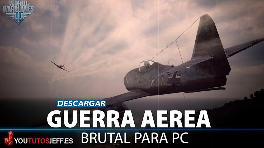 Como Descargar World Of Warplanes para PC