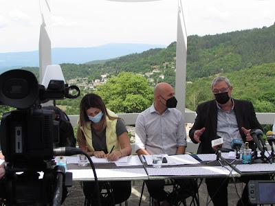 Στο Ζαγόρι για την Παγκόσμια μέρα Περιβάλλοντος οι Υφυπουργοί Περιβάλλοντος Γ. Αμυράς και Τουρισμού Σοφία Ζαχαράκη