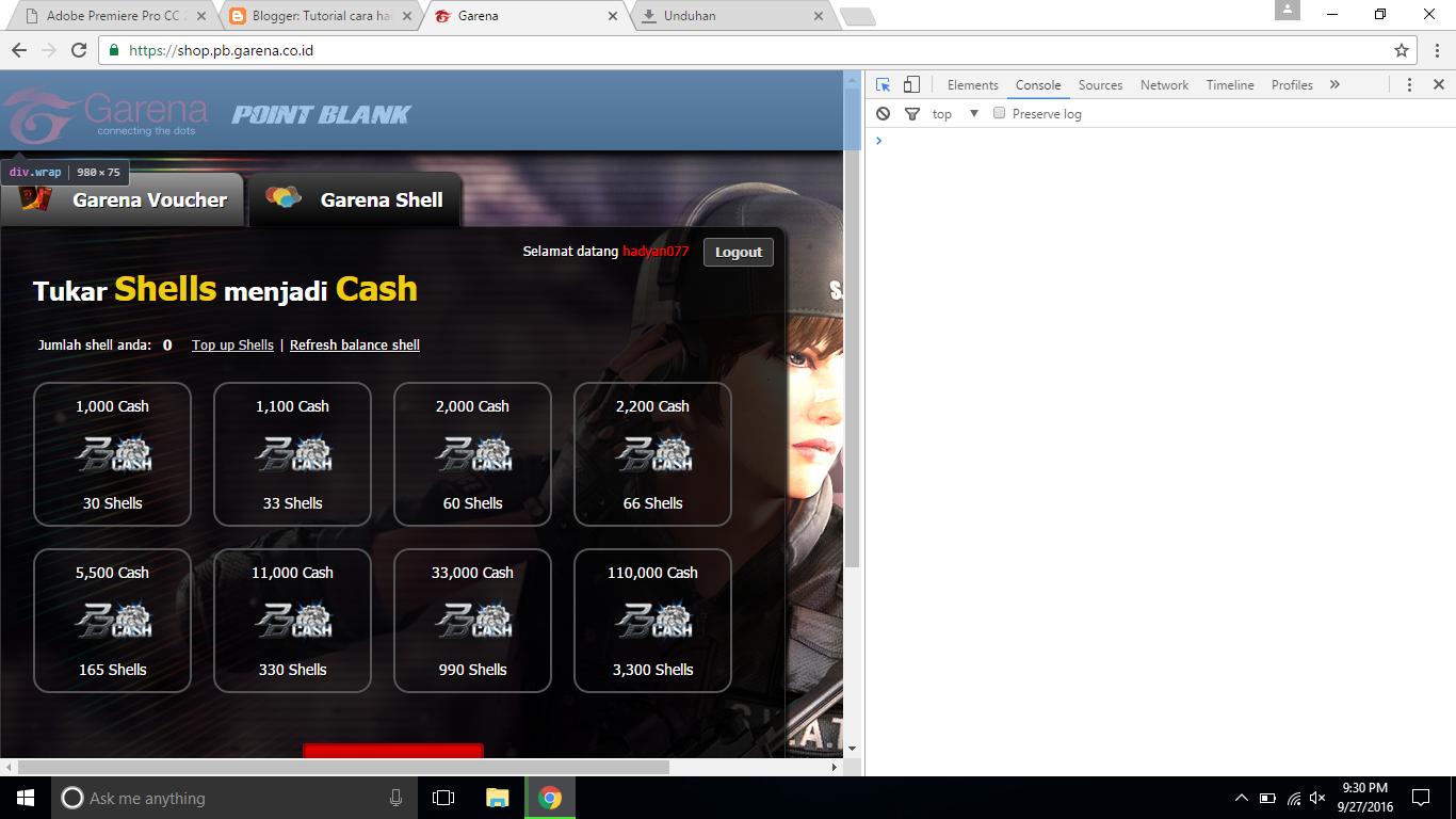 Garena Shell Shells Hack 2014 New Release 50 Download Cheat Pb