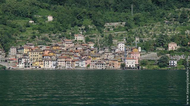 Viaje italia turismo Lago di Como