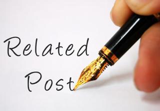 Cara Memasang Artikel Terkait Di Blogspot
