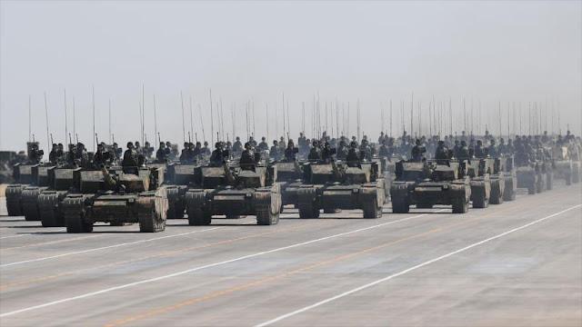 China no permitirá que EEUU y Seúl ataquen Pyongyang primero