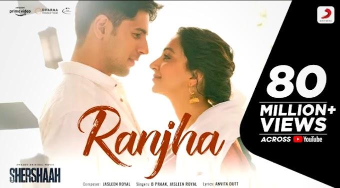 Ranjha Song Lyrics - BPraak | Jasleen Royal