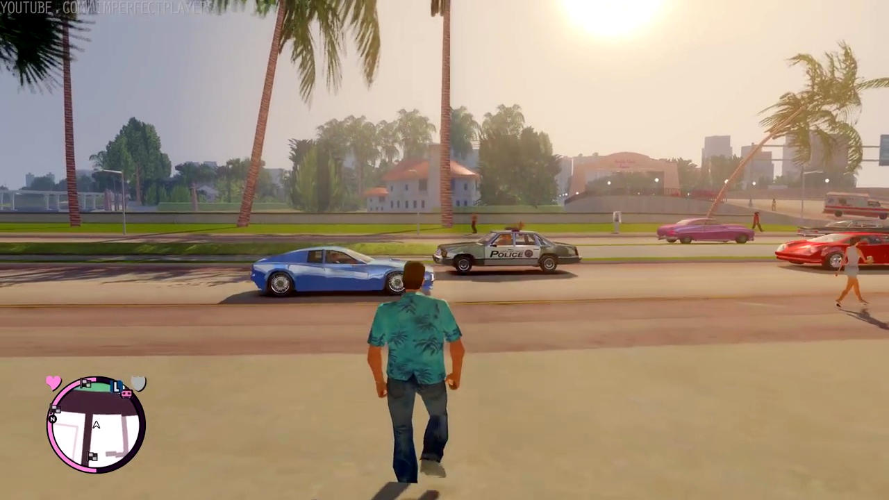 GTA Vice City Rage Classic Gameplay
