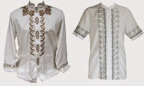 Baju Muslim pria terbaru saat ini