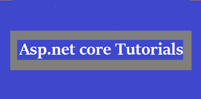 Asp.Net Core Web API Tutorial For Beginners