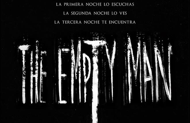 The Empty Man póster