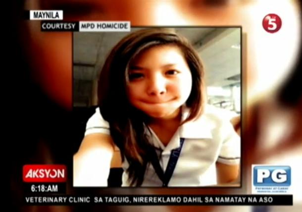 19-year-old Kristina Marie Pagalilauan