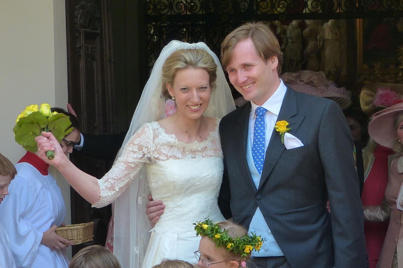 Carolyn kata wedding