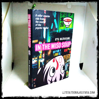 In The Miso Soup by Ryu Murakami Front Cover