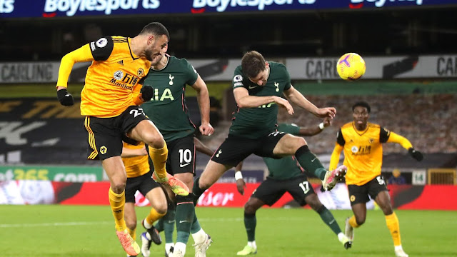 Wolves defender Saiss