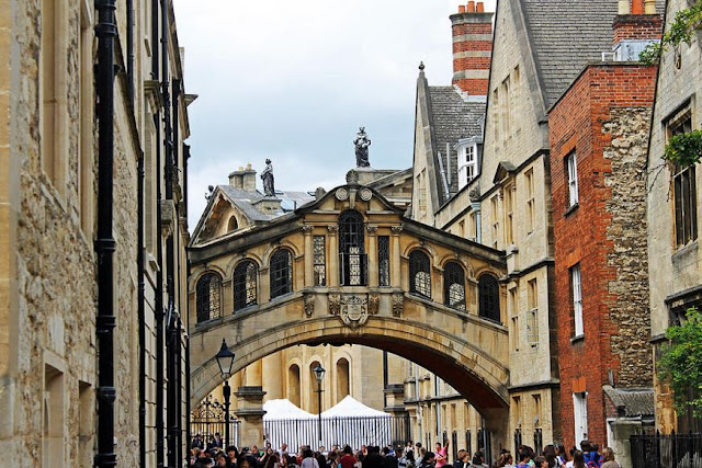 Buy wall art of The Bridge of Sighs
