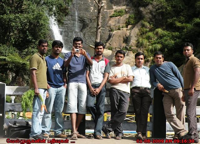 Kodaikanal Silver Falls