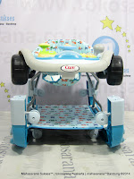 Care 1033 Mobil 2 in one Baby Walker