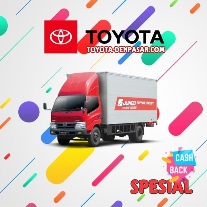 Toyota Denpasar - Lihat Spesifikasi New Dyna, Harga Toyota Dyna Bali dan Promo Toyota Dyna Bali terbaik hari ini.