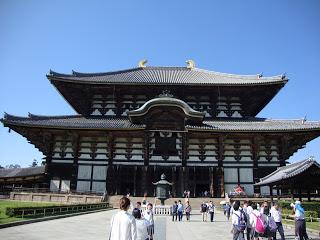 il tempio in tutta la sua maestosità