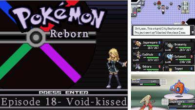 Pokemon Reborn