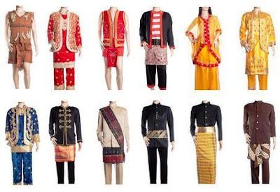 tempat sewa baju adat Jakarta barat, pusat, timur, selatan, utara
