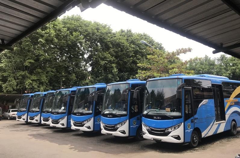 Pengusaha Bus Merugi Akibat Larangan Mudik 2021