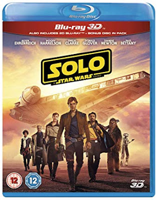Solo A Star Wars Story 2018 Eng BRRip 480p 400Mb ESub x264