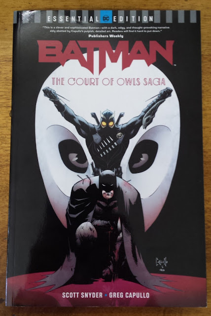 Batman The Court of Owls Saga trade