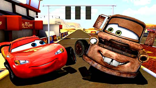 Cars Fast as Lightning Mod Apk Android