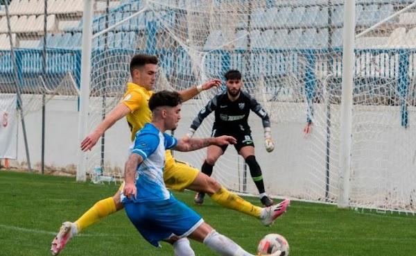 El Atlético Malagueño cae ante el Motril (2-1)