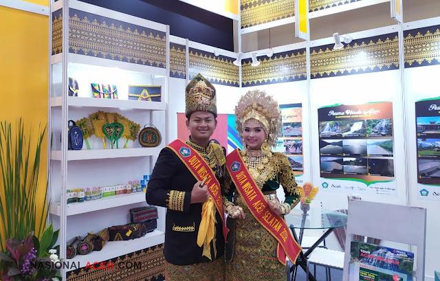 Aceh Selatan Sensasional Bergema di Jakarta Convention Center