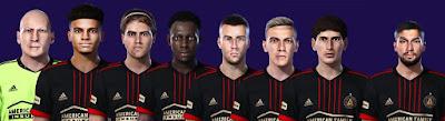 PES 2021 Facepack Atlanta United by Ayrton