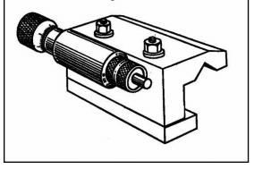 المايكرومتر المحدد