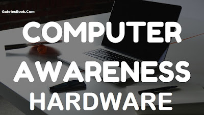 Computer Awareness Questions on Hardware for ssc bank po clerk