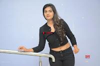 Neha Deshpandey in Black Jeans and Crop Top Cute Pics Must see ~  Exclusive Galleries 050.jpg