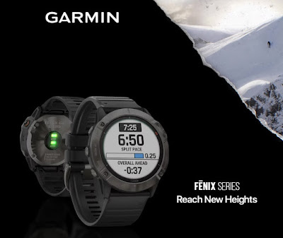 Garmin Fenix 6 series smartwatches launched in India