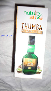 Thumba cardboard packaging