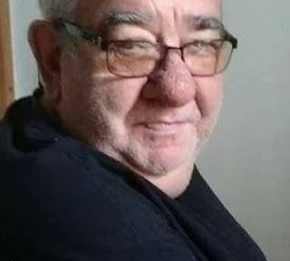 O Sr. James está desaparecido desde a tarde de segunda-feira, 24 de outubro de 2016