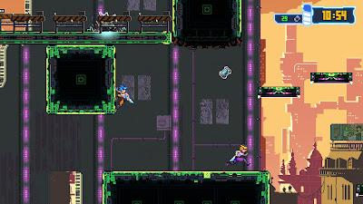 Aeon Drive Game Screenshot 5
