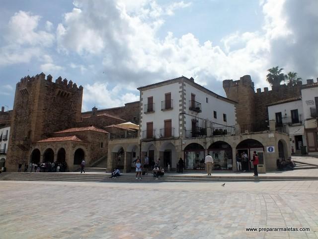 qué ver en Cáceres en 1 día
