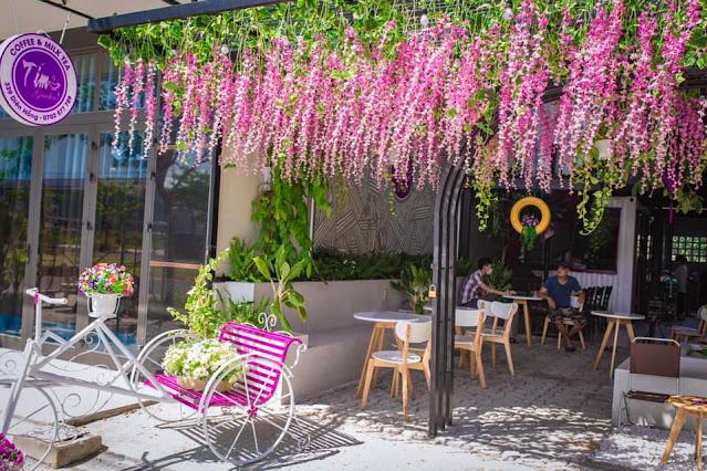 quán cafe đẹp ở hoà xuân đà nẵng, quan cafe dep hoa xuan da nang, review quán cafe đà nẵng, review đà nẵng