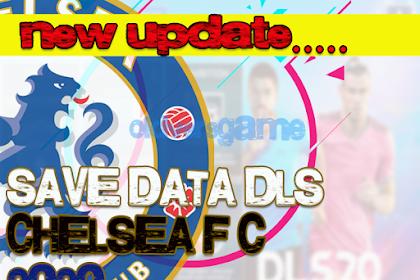 Save Data Dream League Soccer Chelsea FC Season 2020-2021 New Update