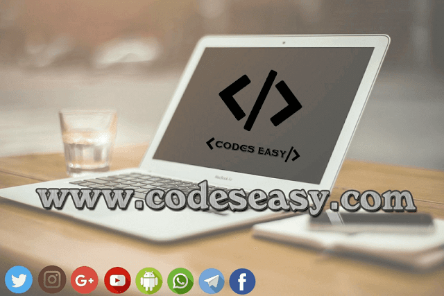 Welcome to Codes Easy