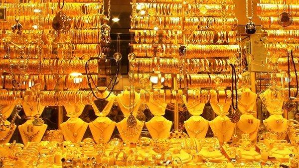أسعار الذهب فى مصر اليوم